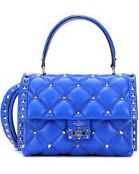Valentino - Candystud Shoulder Bag - Lyst