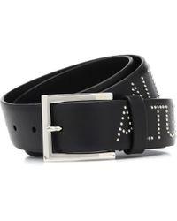 Altuzarra - Studded Leather Belt - Lyst
