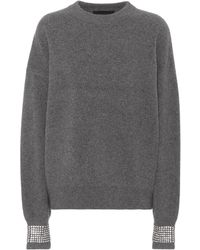 Alexander Wang - Wool-blend Sweater - Lyst