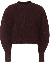 Isabel Marant | Elaya Alpaca-blend Sweater | Lyst