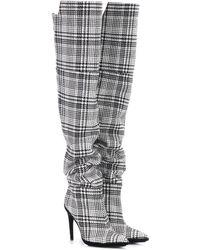 46691d2271 Women's Off-White c/o Virgil Abloh Boots Online Sale - Lyst