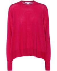 Stella McCartney - Virgin Wool Sweater - Lyst