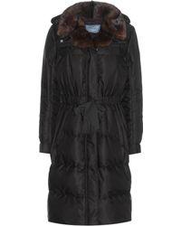 bags prada - Shop Women's Prada Coats | Lyst