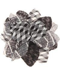 Missoni - Silk-blend Brooch - Lyst