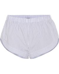 Three Graces London - Cotton Shorts - Lyst