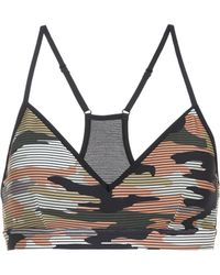 The Upside - Camouflage Track Jacket - Lyst
