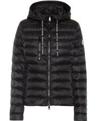 1c6675577b1 Lyst - Women s Moncler Jackets - Denim Jackets