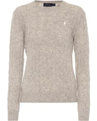 Polo Ralph Lauren - Wool And Cashmere Sweater - Lyst