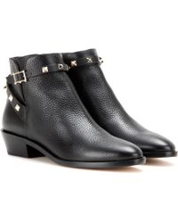 Valentino - 'rockstud' Ankle Boot - Lyst