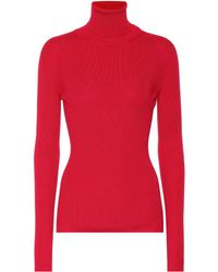 Dolce & Gabbana - Wool Turtleneck Sweater - Lyst