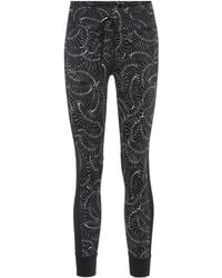 The Upside - Feathers Compression Leggings - Lyst