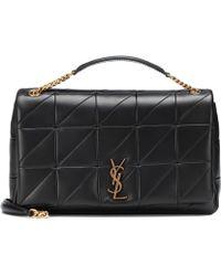 Saint Laurent - Jamie Medium Leather Shoulder Bag - Lyst