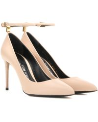Tom Ford - Leather Pumps - Lyst