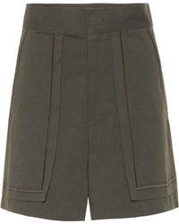 Isabel Marant | Lucky Cotton-blend Shorts | Lyst