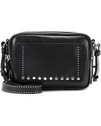 Isabel Marant - Tinley Studded Leather Shoulder Bag - Lyst