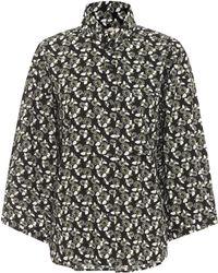 Marni - Floral-printed Cotton Shirt - Lyst
