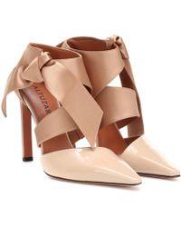 Altuzarra - Kirk Leather Court Shoes - Lyst