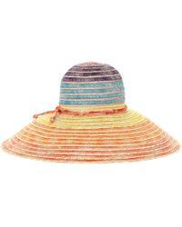 Missoni - Straw Hat - Lyst