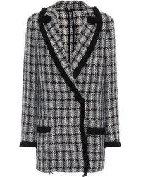 Etro - Cotton-blend Tweed Jacket - Lyst