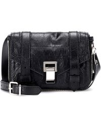 Proenza Schouler - Ps1+ Mini Leather Shoulder Bag - Lyst