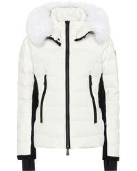 3 MONCLER GRENOBLE Lamoura Down Ski Jacket - White