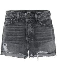 GRLFRND - Cindy High-waisted Shorts - Lyst