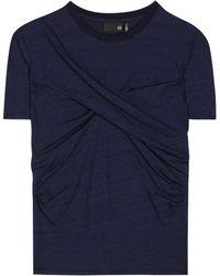 AG Jeans - Radon Cotton T-shirt - Lyst