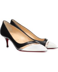 Christian Louboutin - 17th Floor 55 Patent Leather Pumps - Lyst