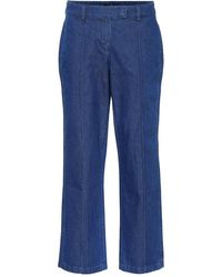 A.P.C. - Jeans cropped Cooper - Lyst