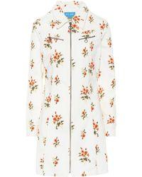 M.i.h Jeans - Codie Corduroy Dress - Lyst