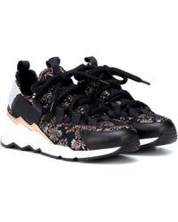 Pierre Hardy - Trek Comet Sneakers - Lyst