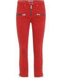 Pelona biker skinny jeans - Red Isabel Marant SHkJO8ryF