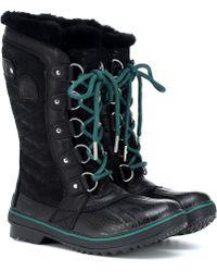 Sorel - Stiefel Tofino II Lux aus Leder - Lyst
