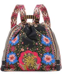 Etro - Exclusive To Mytheresa. Com – Printed Backpack - Lyst