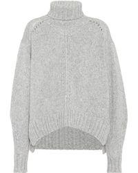 Isabel Marant - Dasty Wool-blend Turtleneck Sweater - Lyst