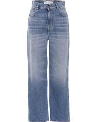 Golden Goose Deluxe Brand - Jean taille haute Kim - Lyst