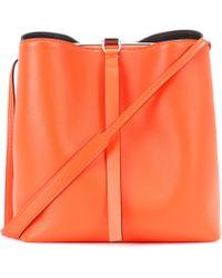Proenza Schouler - Frame Leather Shoulder Bag - Lyst