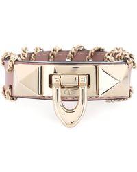 Valentino | Garavani Demilune Bracelet | Lyst