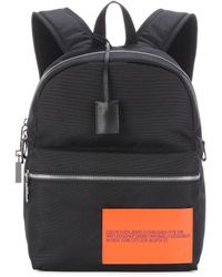 CALVIN KLEIN 205W39NYC - Embellished Backpack - Lyst