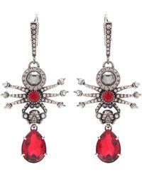 Alexander McQueen | Spider Earrings | Lyst