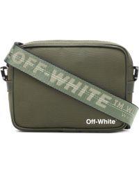 Off-White c/o Virgil Abloh - Printed Crossbody Bag - Lyst