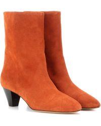 Isabel Marant - Étoile Dyna Ankle Boots - Lyst