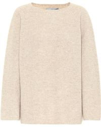 Vince - Silk And Cashmere Sweater - Lyst