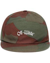 15ed9baf30c Lyst - Off-White c o Virgil Abloh Straw Sun Hat - in Natural