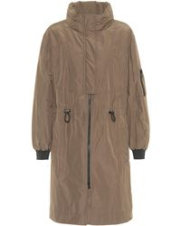 Brunello Cucinelli - Cotton Coat - Lyst