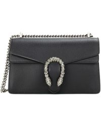 Gucci - Dionysus Small Leather Shoulder Bag - Lyst