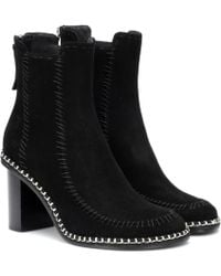 JW Anderson - Scare Crow Suede Ankle Boots - Lyst