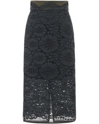 Dorothee Schumacher - Green Lace Temptation Skirt 742705 - Lyst