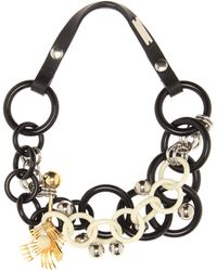 Marni - Embellished Necklace - Lyst