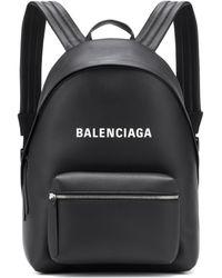 Balenciaga - Leather Backpack - Lyst